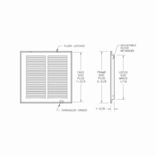 Air Distribution   Grilles   Shearer Supply