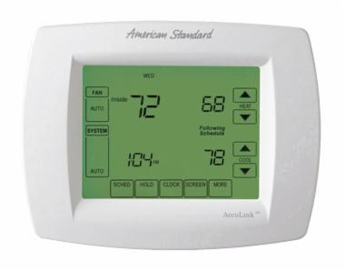 American Standard® ACONT800AS11AA